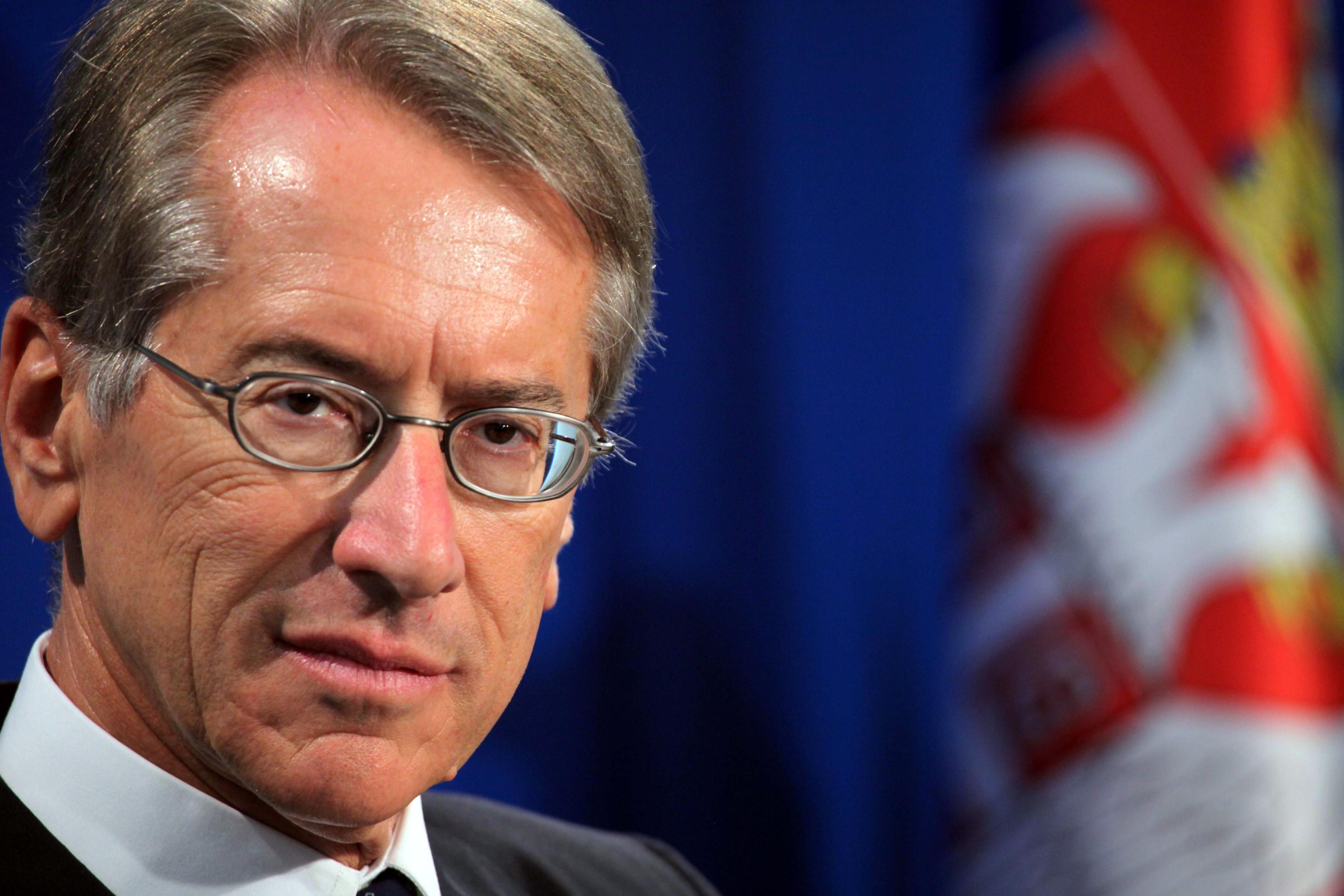 ITALIA-SERBIA: MINISTRO DEGLI ESTERI TERZI A BELGRADO CON MRKIC