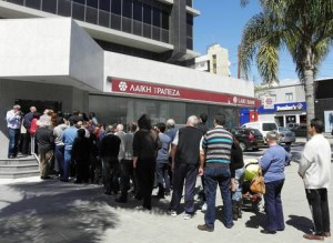 Cyprus banks reopen