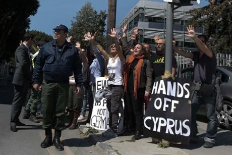 hands off cyprus