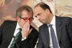 Chigi - Consiglio Ministri Crisi Libia