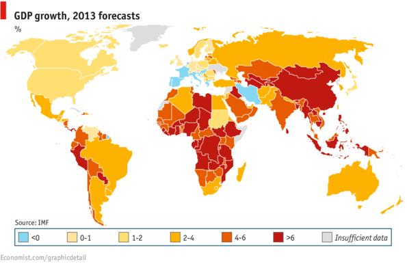 mondo paese pil 2013