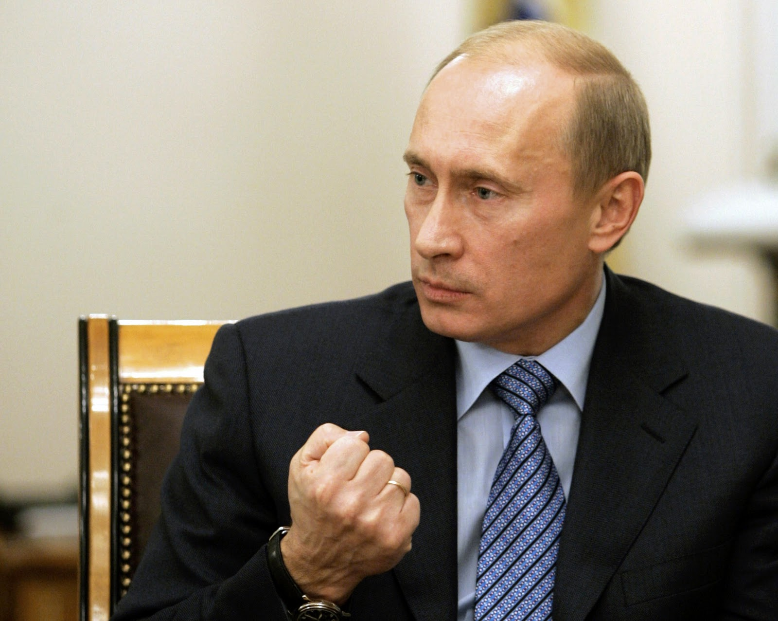 Putin&Augustus, Putin
