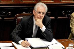 IL PREMIER MARIO MONTI RIFERISCE ALLA CAMERA SU LAVORO E UNIONE EUROPEA