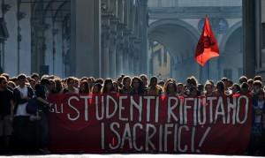 austerità sacrifici studenti