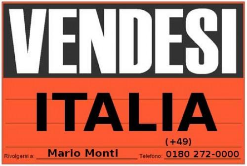vendesi italia crisi monti