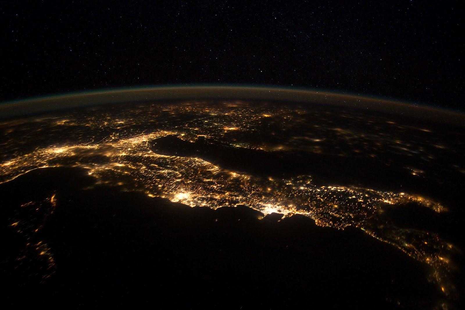 italia elettricità luce