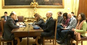 streaming m5s bersani