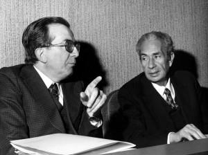 Aldo Moro Giulio Andreotti