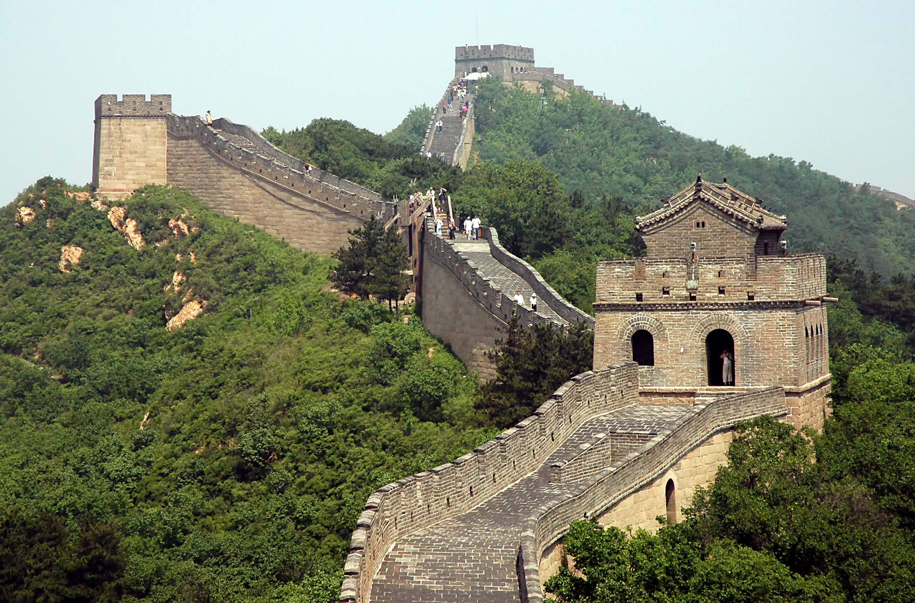 cina muraglia cinese