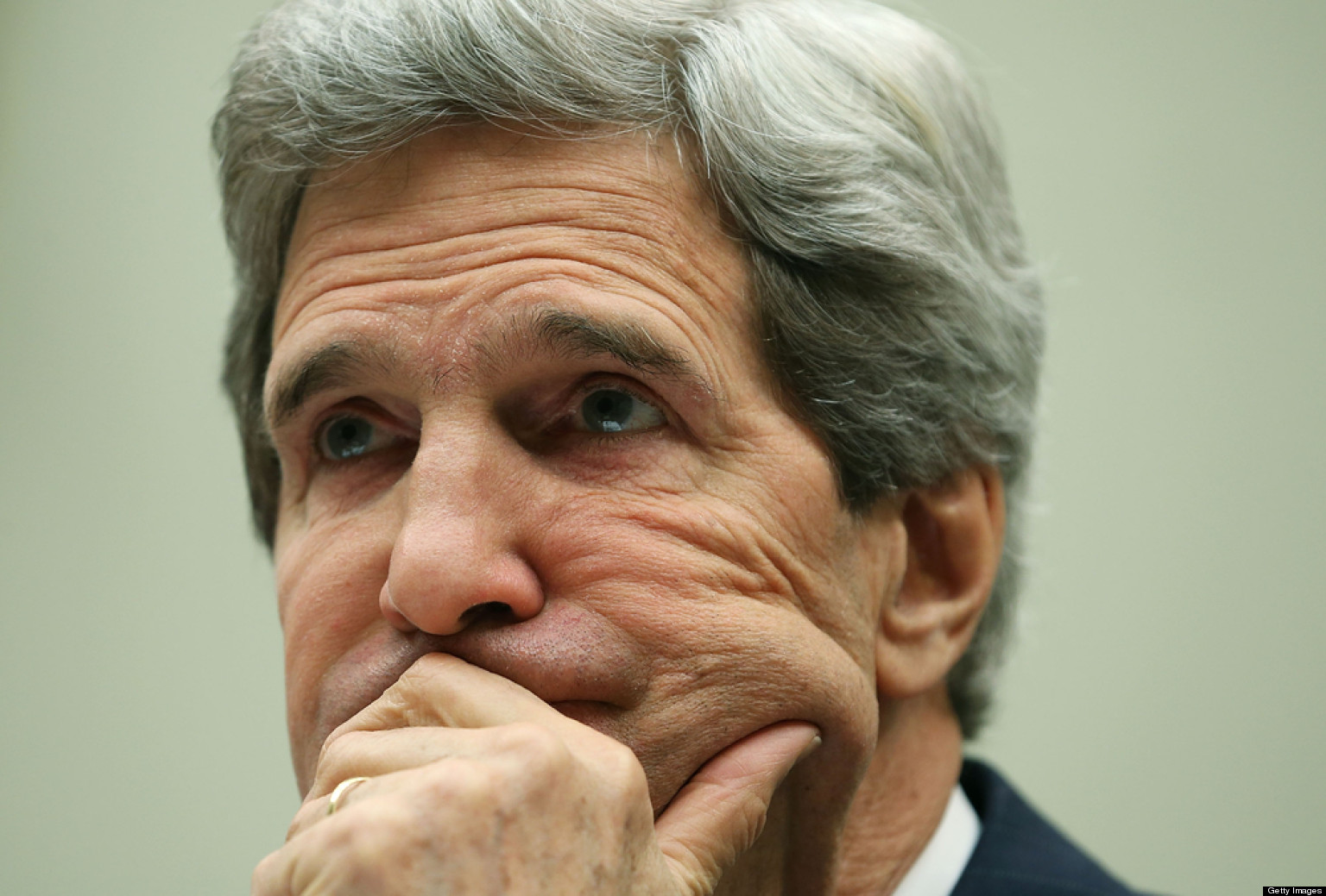 Secretary Of State John Kerry Testifies At House Foreign Affairs Committee