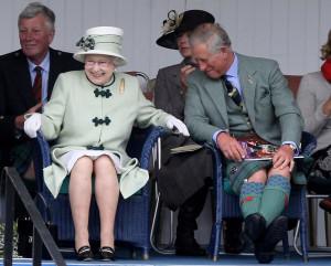 regina elisabetta principe carlo regno unito gran bretagna