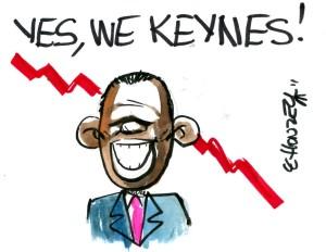 obama keynes