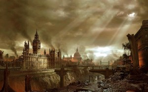 London-after-third-world-war