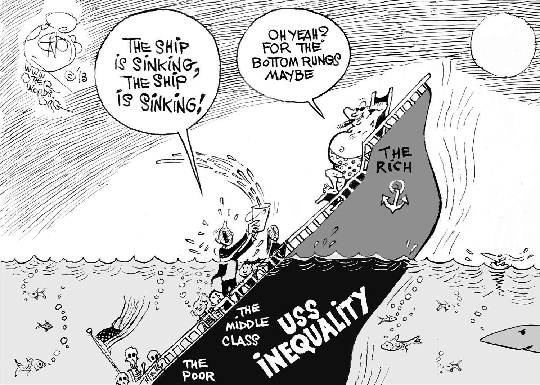 USA disuguaglianza