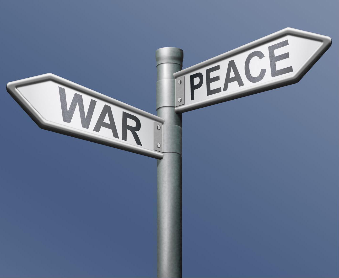guerra pace