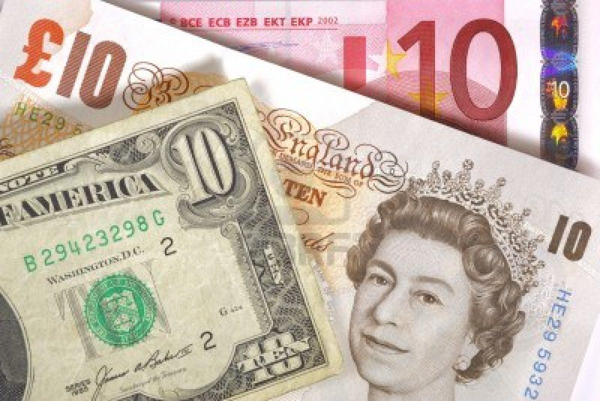 sterlina euro dollaro