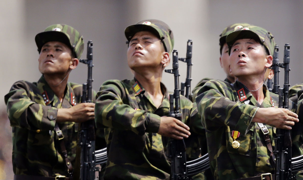 Korean Peoples Army Ground Force - Wikipedia