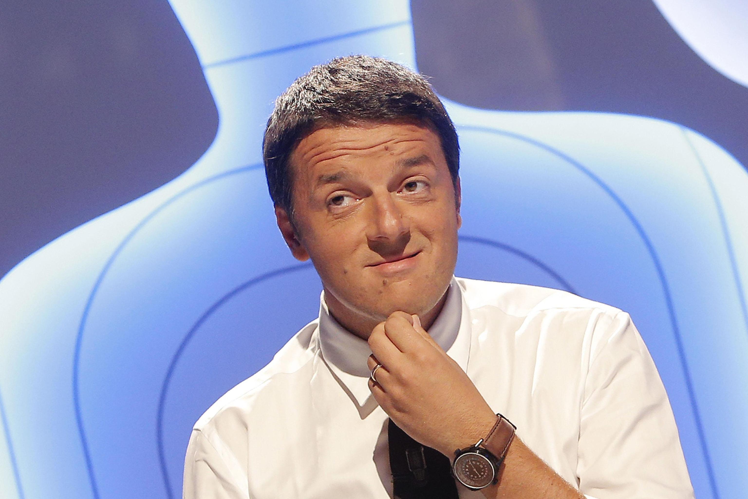 Renzi, io logoro governo? Si logora da solo