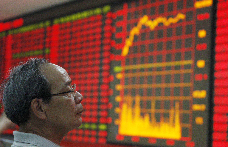 China Stocks Close Up On Tuesday