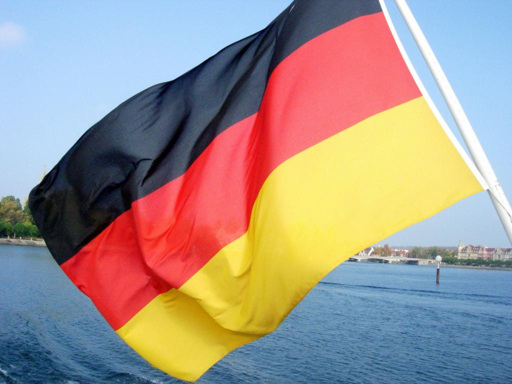 as expected german trade surplus has just hit a record high