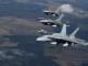 NATO: Aumentano i Jet Occidentali Intorno All'Ucraina