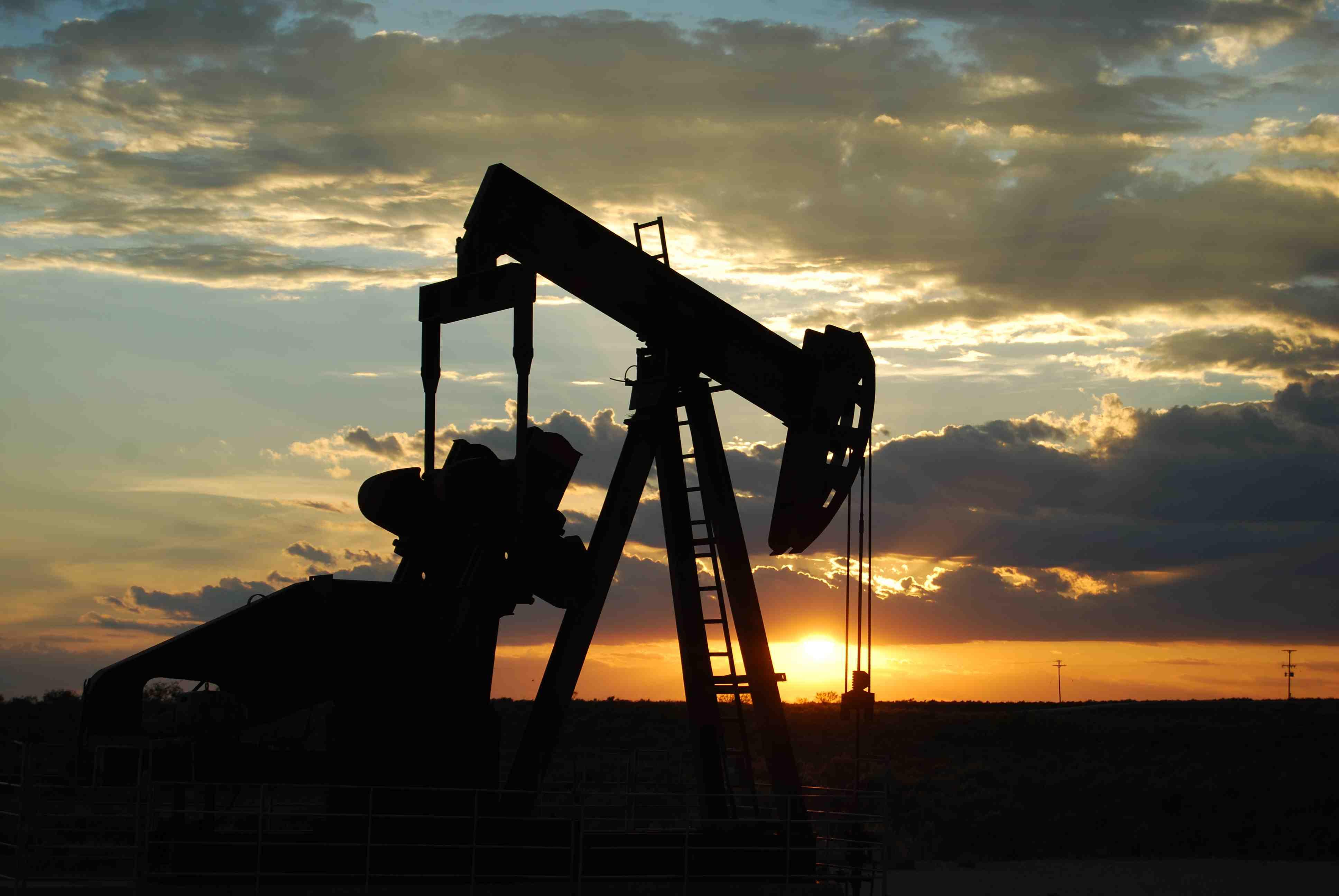 Oil-rig-pump