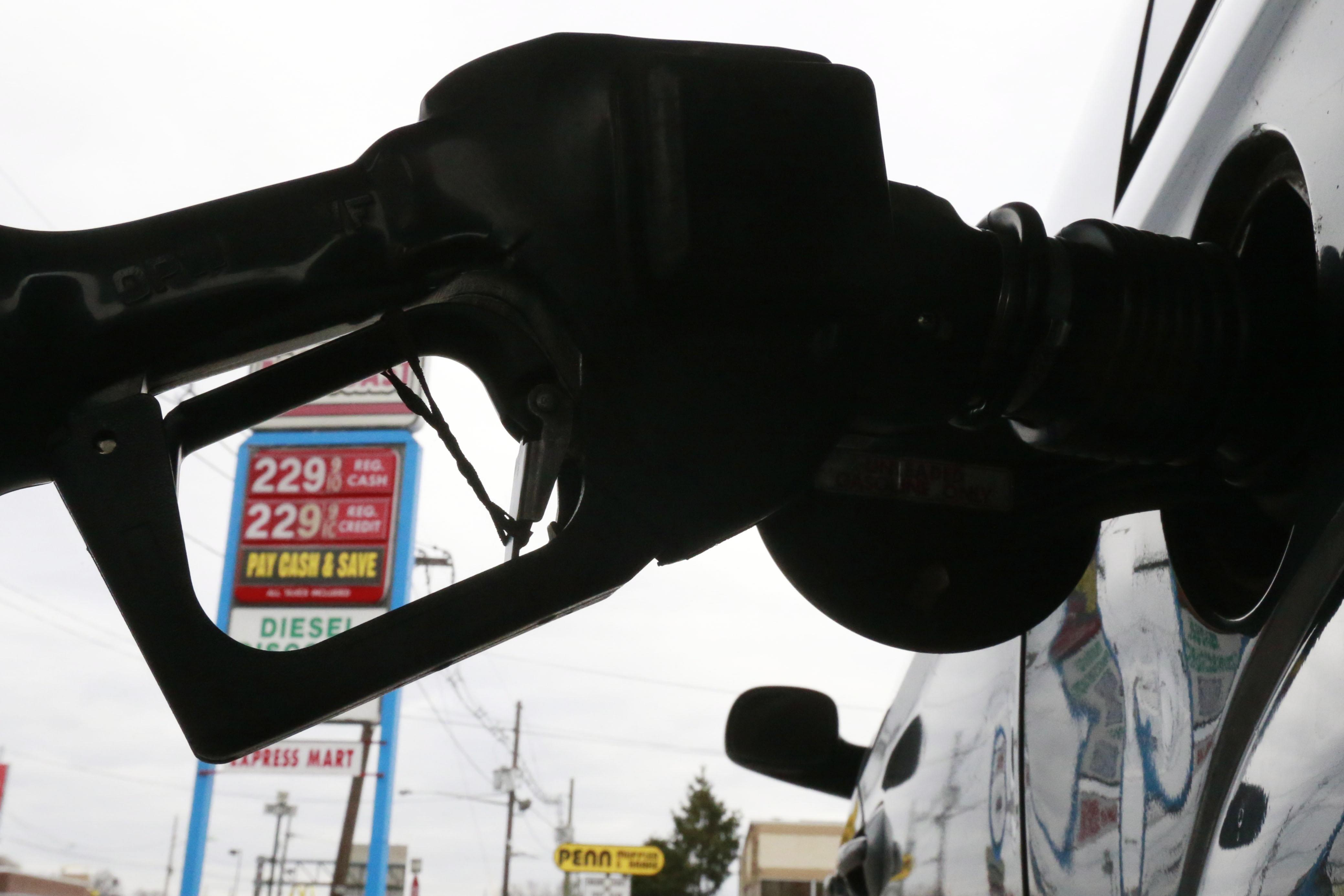 YE Oil Plunge