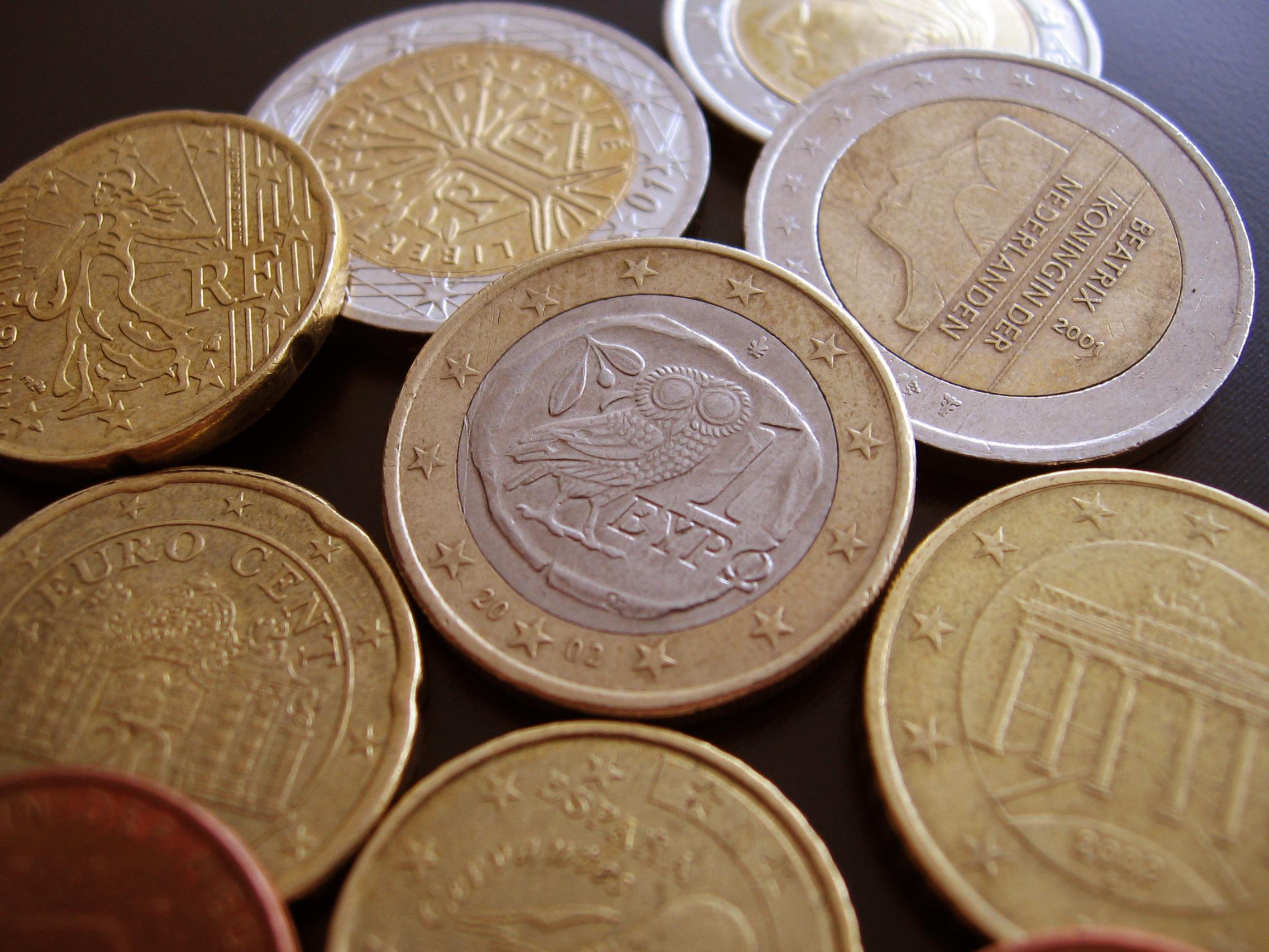 euro-coins