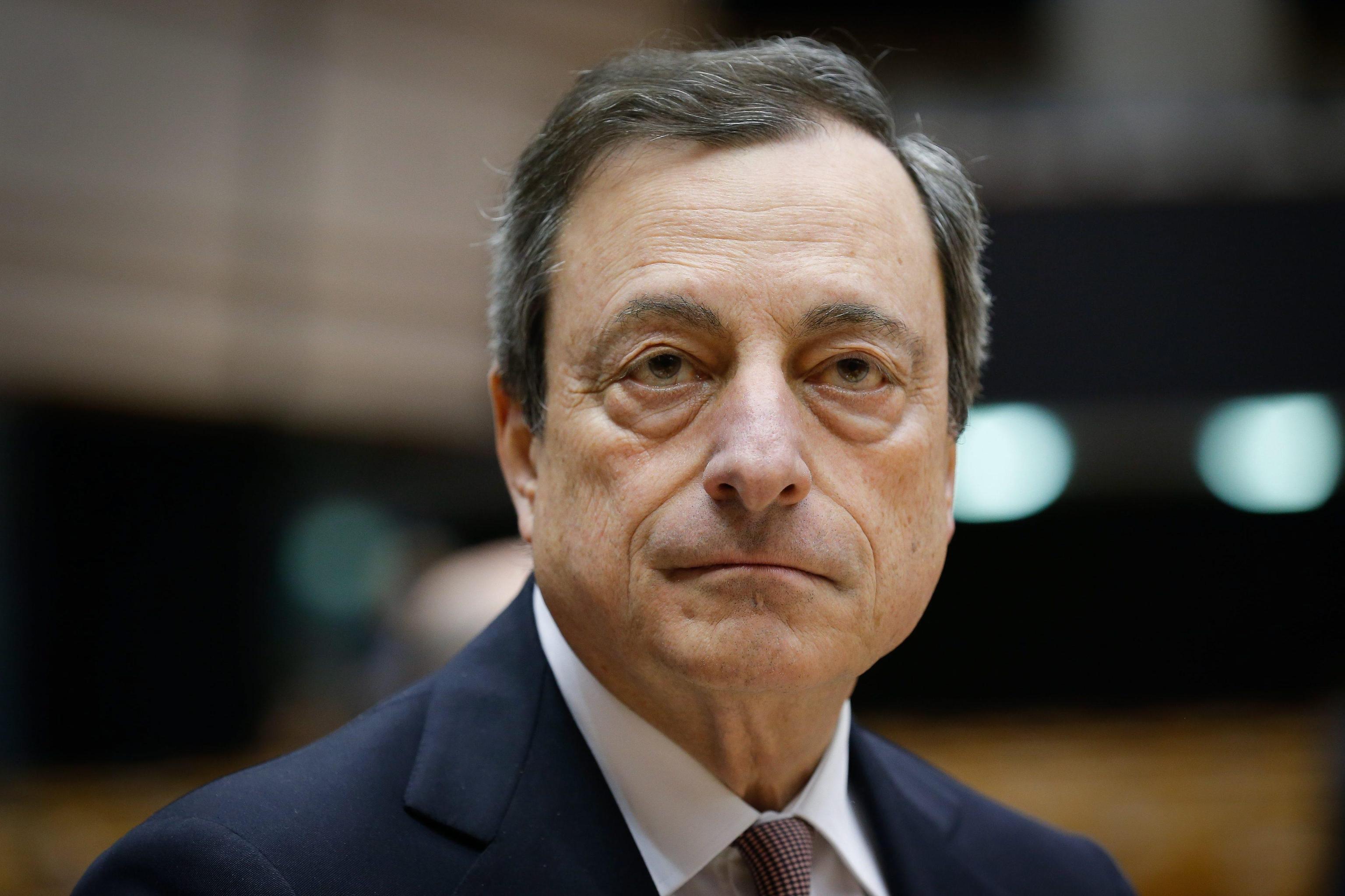 ++ Grecia: Draghi, Bce non può finanziare Stato ++