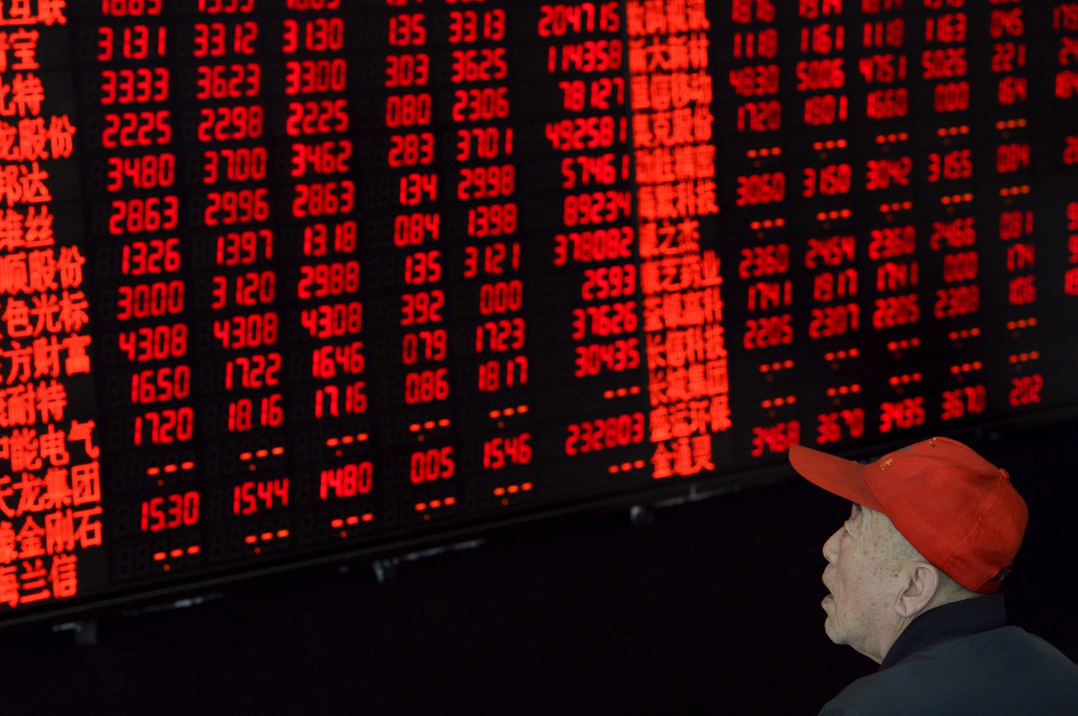 5b9cf92f97 Cina: Nuovo Imbarazzante Record Battuto Dalla Borsa Di Shanghai ...