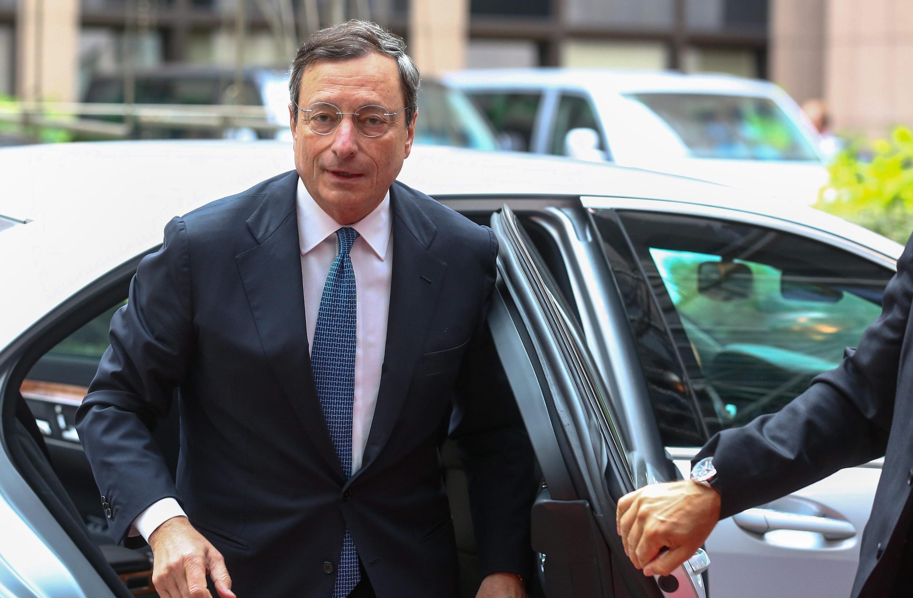 ++ CRISI: BCE DRAGHI ANNULLA VIAGGIO A JACKSON HOLE ++