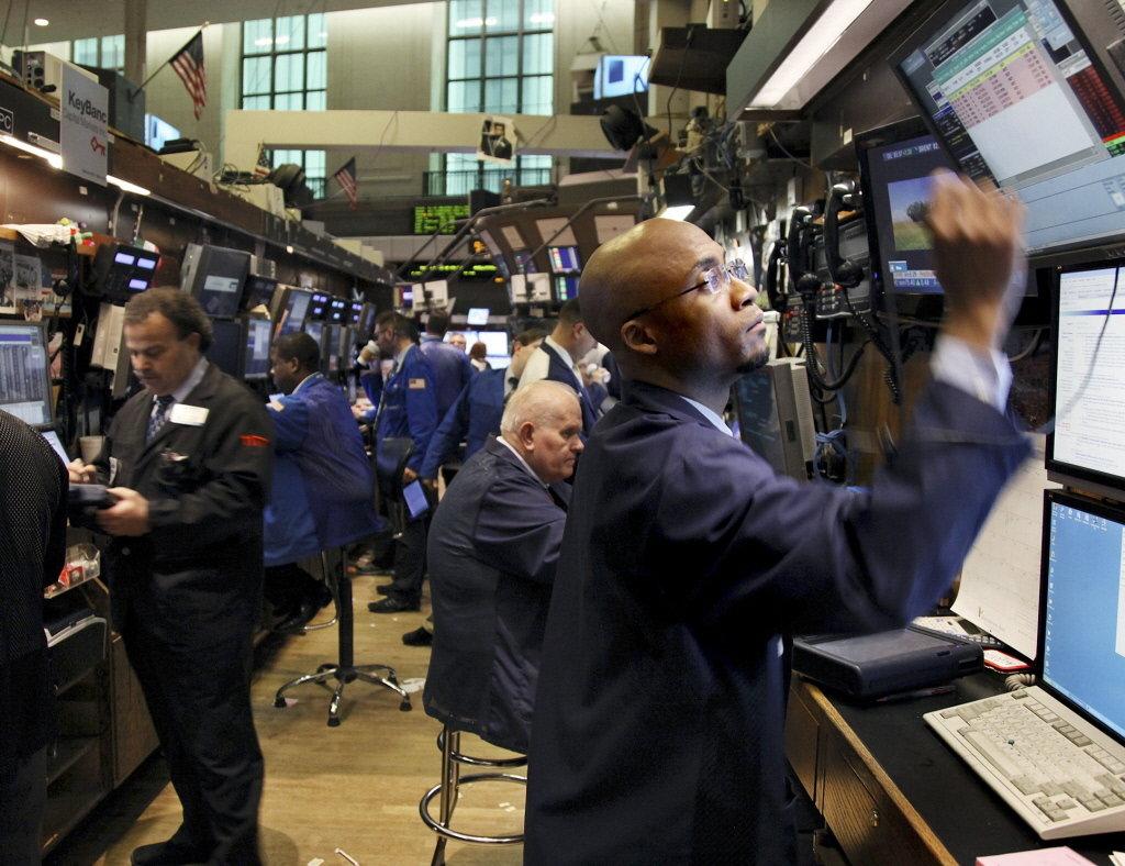 Wall-Street-Trader