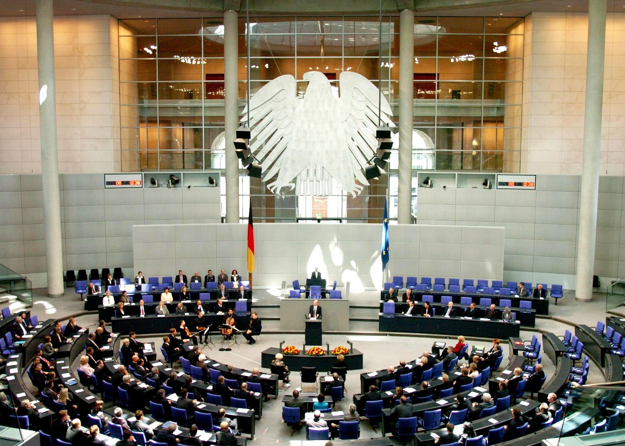Deutscher-Bundestag
