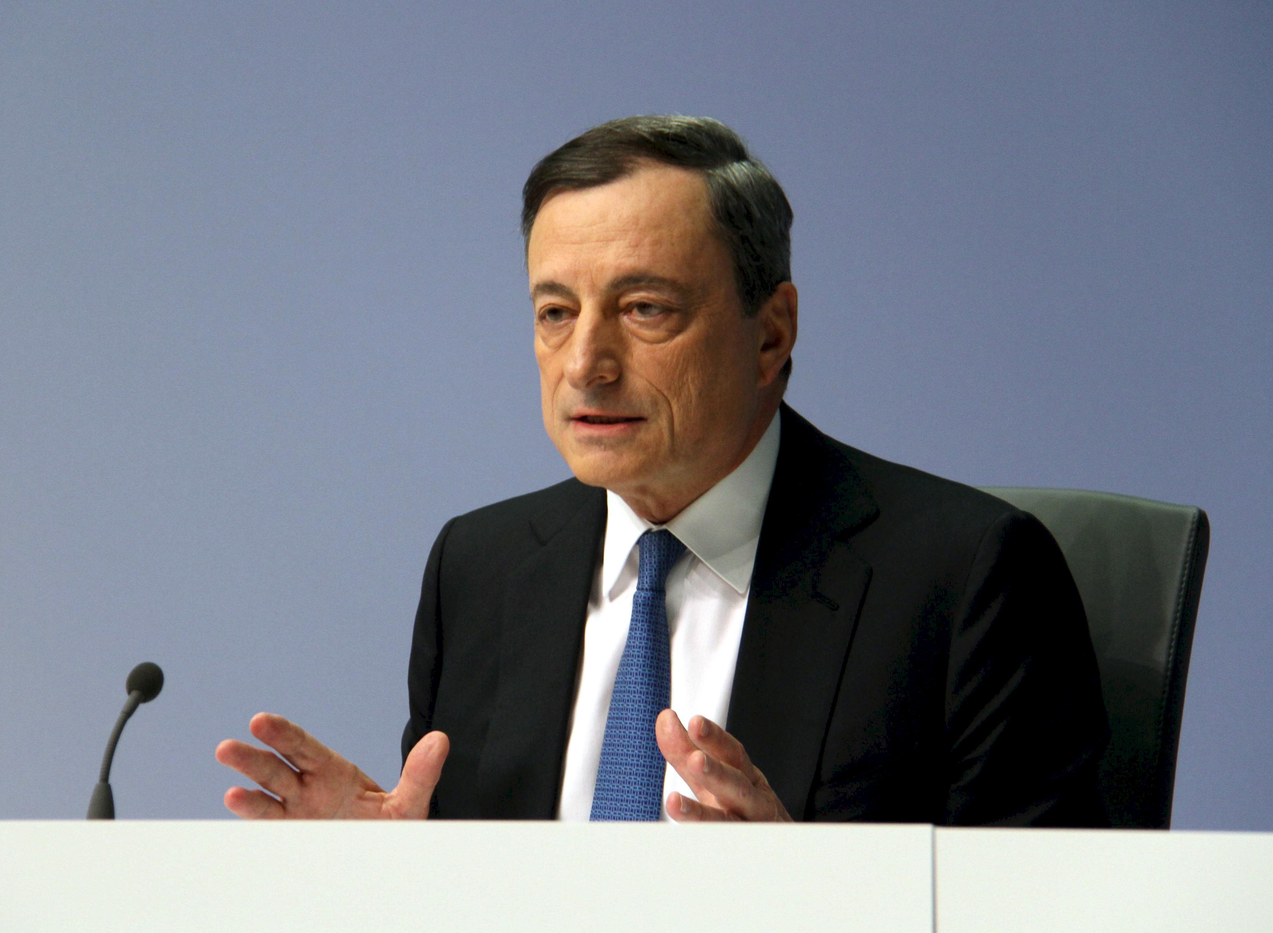 GERMANY-FRANKFURT-ECB-ECONOMY-STIMULATION