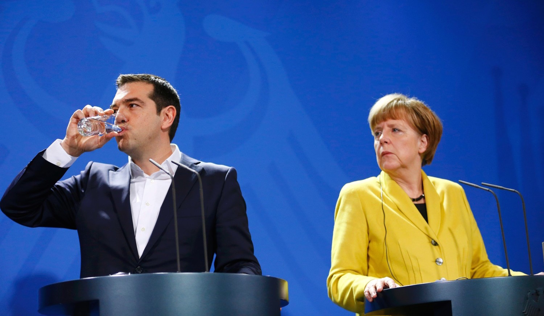tsipras+merkel