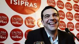 ALEXIS TSIPRAS A PALERMO