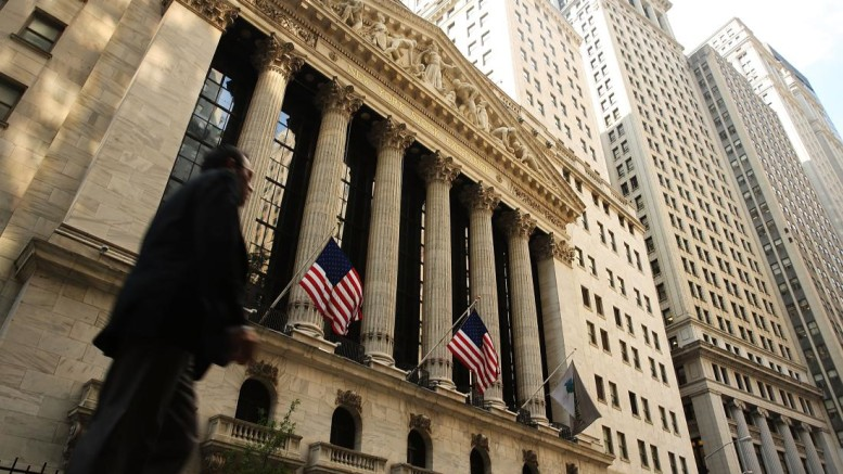 Stocks Continue Two Day Slide Downward After Federal Reserve Comments