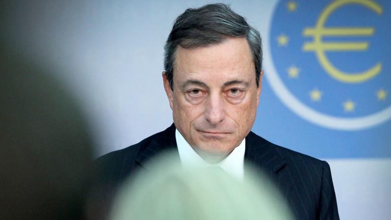 Mario Draghi, President of the European