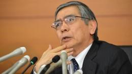 JAPAN-ECONOMY-BANK-KURODA