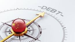 China Debt Concept
