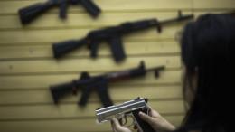 BRAZIL-SAO PAULO-GUNS-VIOLENCE