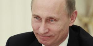 RUSSIA-OECD-GURRIA-PUTIN